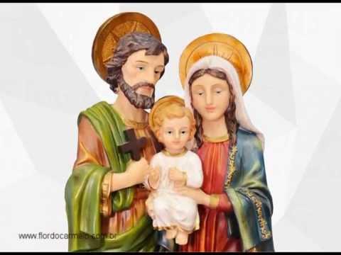 Imagem da sagrada fam lia youtube - Estilo sagrada familia ...