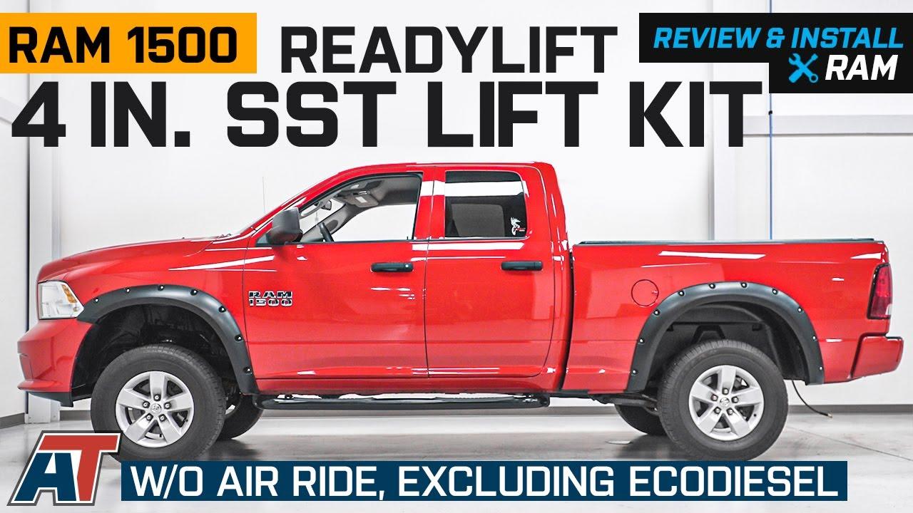 "3/"" Leveling Lift Kit For Dodge Ram 1500 Big Horn Laramie 4WD 2006-2019 2008 2012"
