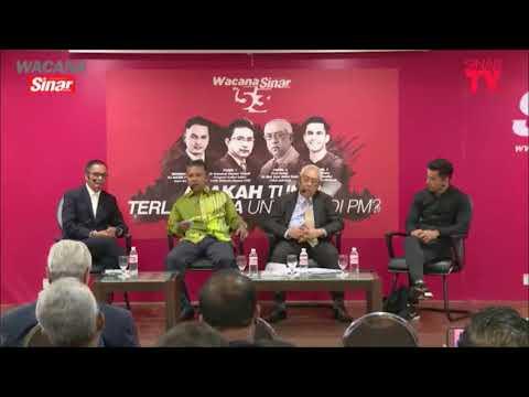 Wacana Sinar Kali 53:Apakah Tun Mahathir Terlalu Tua Untuk Jadi PM(Tun Secara Mengejut Hadir)