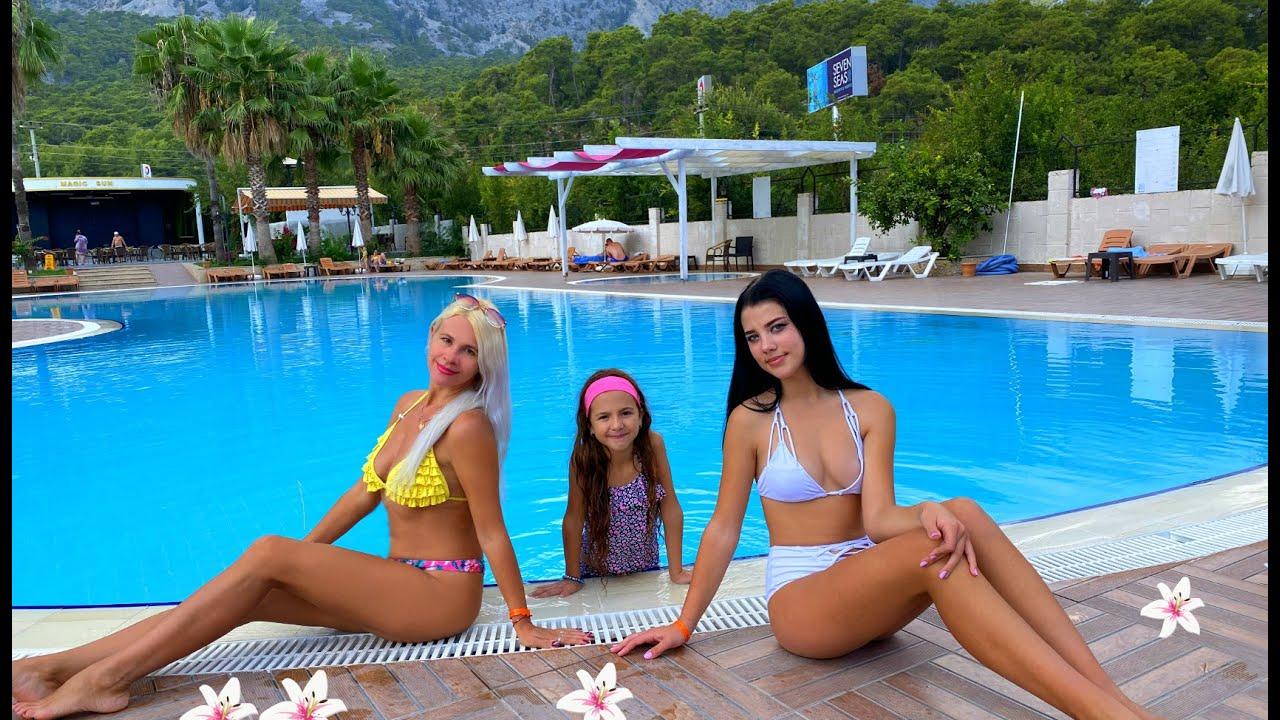 Magic Sun Hotel 4 Turciya Beldibi Vse Plyusy I Minusy Otelya Kak Kormyat Territoriya I Plyazh Youtube
