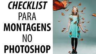 Como fazer montagem no Photoshop | FOTO DICAS