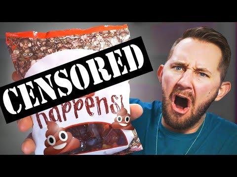 The GROSSEST Candy I've Ever Tasted | Unboxing Strange Fan Mail