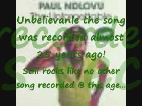 Paul Ndlovu - Tsakane!
