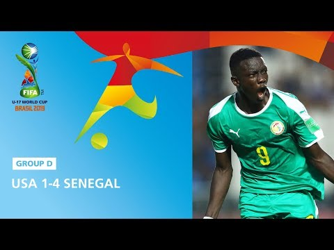 USA v Senegal Highlights - FIFA U17 World Cup 2019 ™