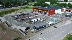 Stonelement Finland, Jatke Oy, K-Supermarket Espoo-Kauklahti