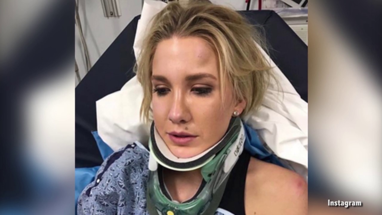 'Chrisley Knows Best' Star Savannah Chrisley 'Begged' For Help After Severe  Car Crash!