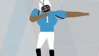 Cam Newton's Case for 2015 MVP | NFL Updated Infographic