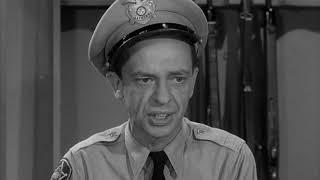 The Andy Griffith Show: Barney's Bummed thumbnail