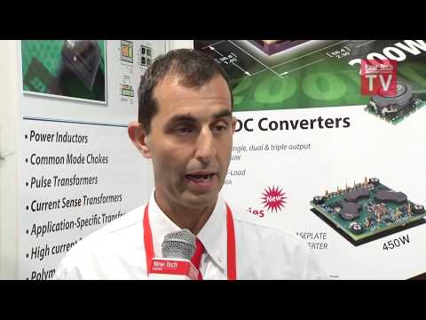 STG at New-Tech Motion Control & Power Solutions 2013