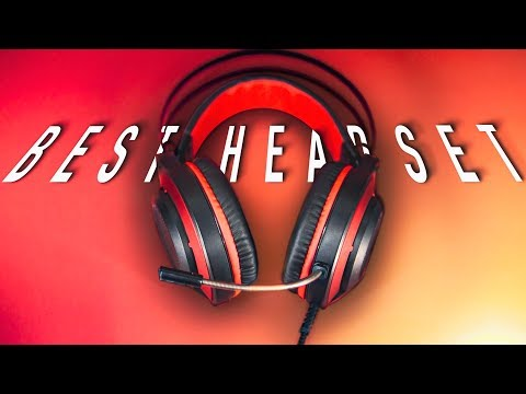 This Gaming Headset Has The BEST Mic! (Best Headset Mic 2019)
