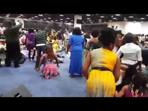 2016 COP USA NEW JERSEY REGION EASTER CONVENTION POWERFUL SATURDAY NIGHT PRAISES 3