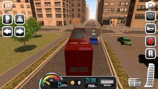 Bus Simulator 2015 Paris Android Gameplay