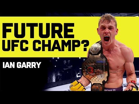 Cage Warriors Ian Garry The Future UFC Champ?