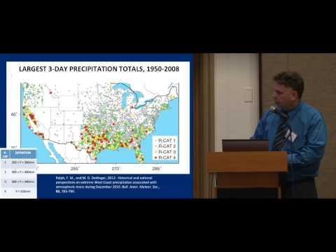 Climate Change and Water Supply Research - Michael Anderson