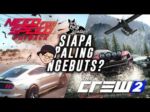 Need For Speed: Payback VS The Crew 2 - Siapa Yang Paling