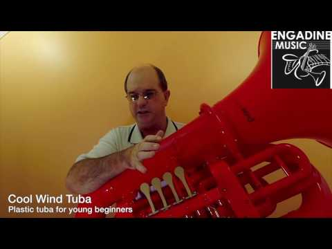Cool Wind Plastic Tuba Demo and Review   Engadine Music