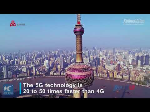 Live streaming 8K video with 5G network