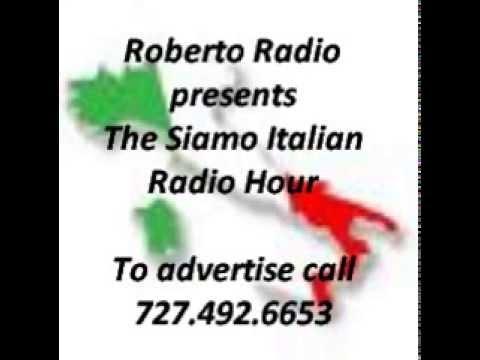 My Italian radio show