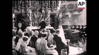 ROYAL WEDDING:   - NO SOUND