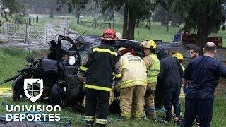 Cuatro fanáticos de Boca Juniors mueren en trágico accidente camino a la Bombonera