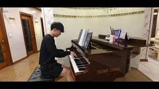 라흐마니노프, 악흥의 한때 4번(입시 전공반 제자 연주…