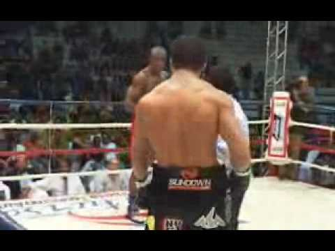 Vitor Belfort no Boxe Profissional