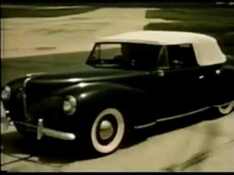 Ford Documentary and commercials from the 50's