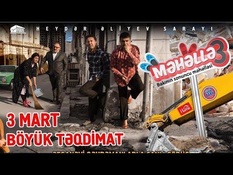 """""""Məhəllə 3"""" (Tam Film) 2019"""