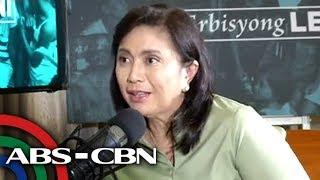 Robredo, binantaang sisibakin sa ICAD kapag nagbulgar ng 'sikreto': Palasyo   TV Patrol