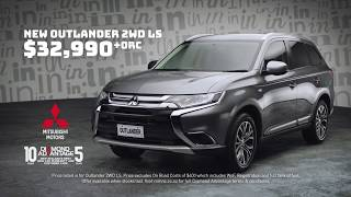 Download Video Everything's in New 7-Seat Outlander   Mitsubishi Motors MP3 3GP MP4