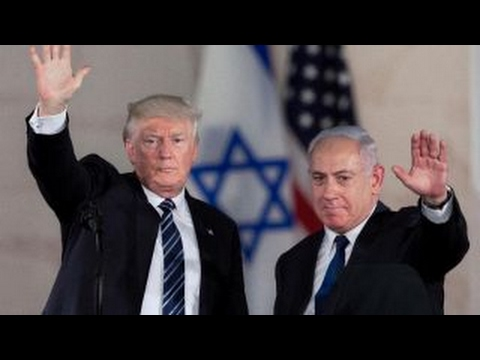 Thumbnail: Is Trump the answer for peace in the Middle East?