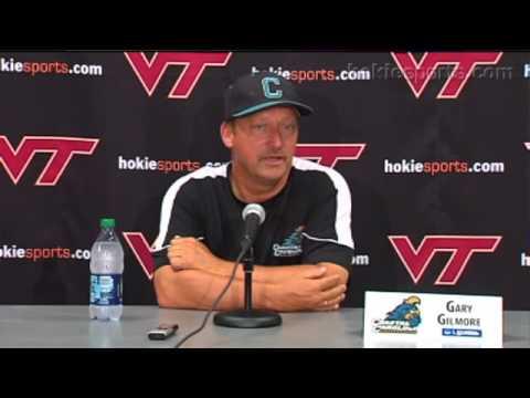 Coastal Carolina Head Coach Gary Gilmore