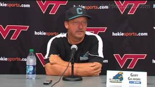 Coastal Carolina Head Coach Gary Gilmore