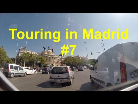 Touring in Madrid #7 (Spain)