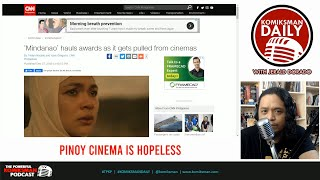 PINOY Cinema is HOPELESS! Fans ABANDON Judy Ann Santos | Komiksman Daily