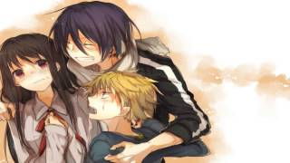 Repeat youtube video ノラガミ, Noragami ending full (Nightcore)