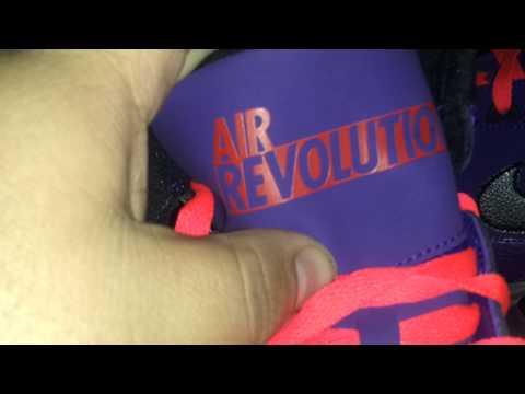 Nike Air Revolution ( Electric Purple )