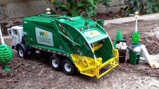 My Custom Waste Management First Gear Garbage Trucks (1)