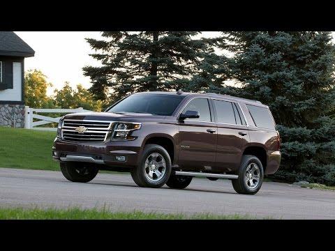 2015 Chevrolet Tahoe Z71 Off Road Package Youtube