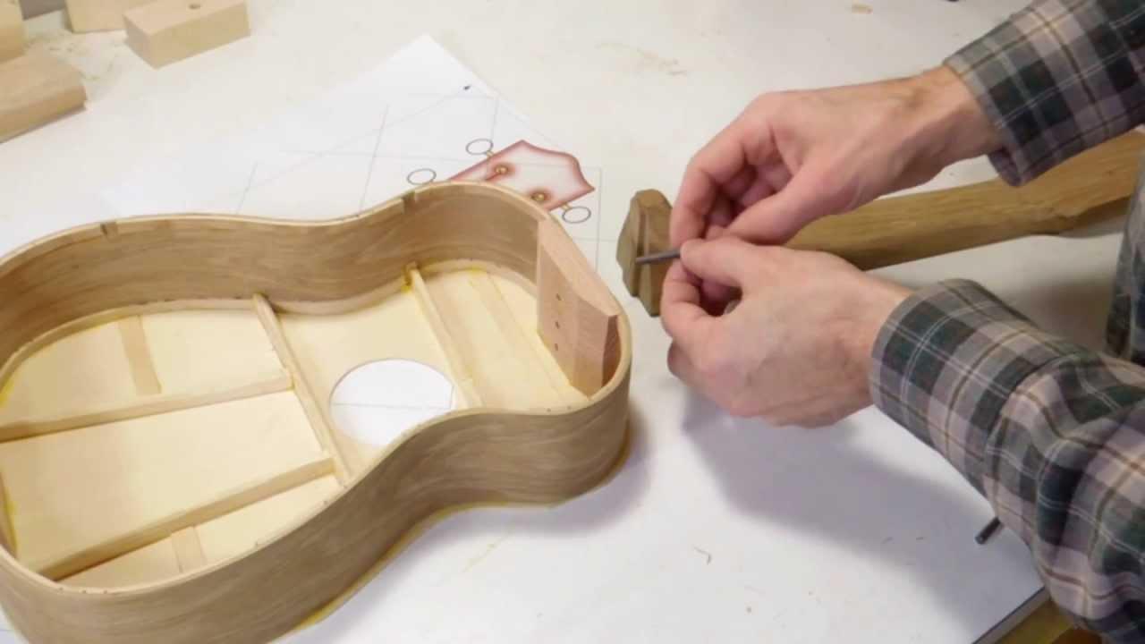 Making A Uke : making the ukulele neck youtube ~ Russianpoet.info Haus und Dekorationen