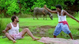 #KHESARI LAL YADAV #AWADHESH MISHRA  Bhojpuri Movie Comedy Scene 2021