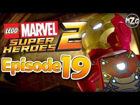 Crashing Kang's Ship! - LEGO Marvel Super Heroes 2 - Episode 19 (On Board the Sword)