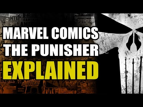 Marvel Request Monday: The Punisher Explained
