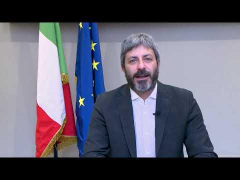 Giornata mondiale dell'acqua: il videomessaggio del Presidente Fico