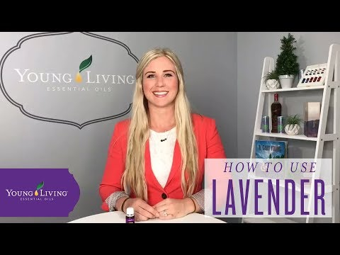 how-to-use-lavender-essential-oil-|-young-living-essential-oils