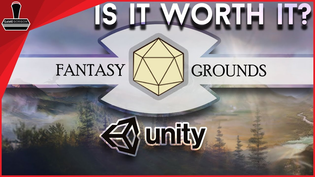 Fantasy Grounds Unity Kickstarter, Is It Worth It? | GameGorgon