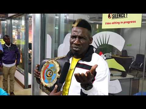 Golola Moses of Uganda: Umaru Ssemata akaabe ng'Embuzi!k