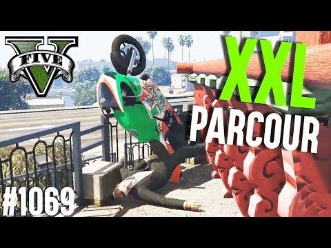 XL PARCOUR - FRUST & SCHWEIß (+Download)  GTA 5 - Custom Map Rennen