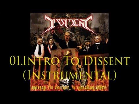 "DISSIDENT ""Unleash The Violence ... In Thrash We Trust"" 2015 [FULL ALBUM]"