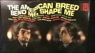 American Breed - Bend Me, Shape Me (original hit version) - [Mono]